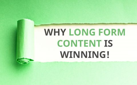 Why Long Form Content Is Winning