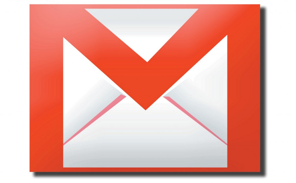 The GMail Email Logo
