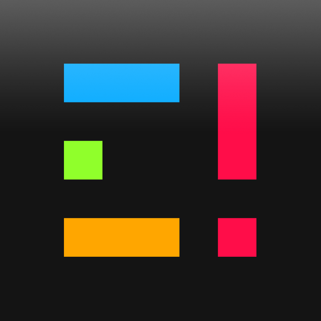 Image of EASY! app's Logo That Has The Letter E! In Red,Blue, Green & Orange