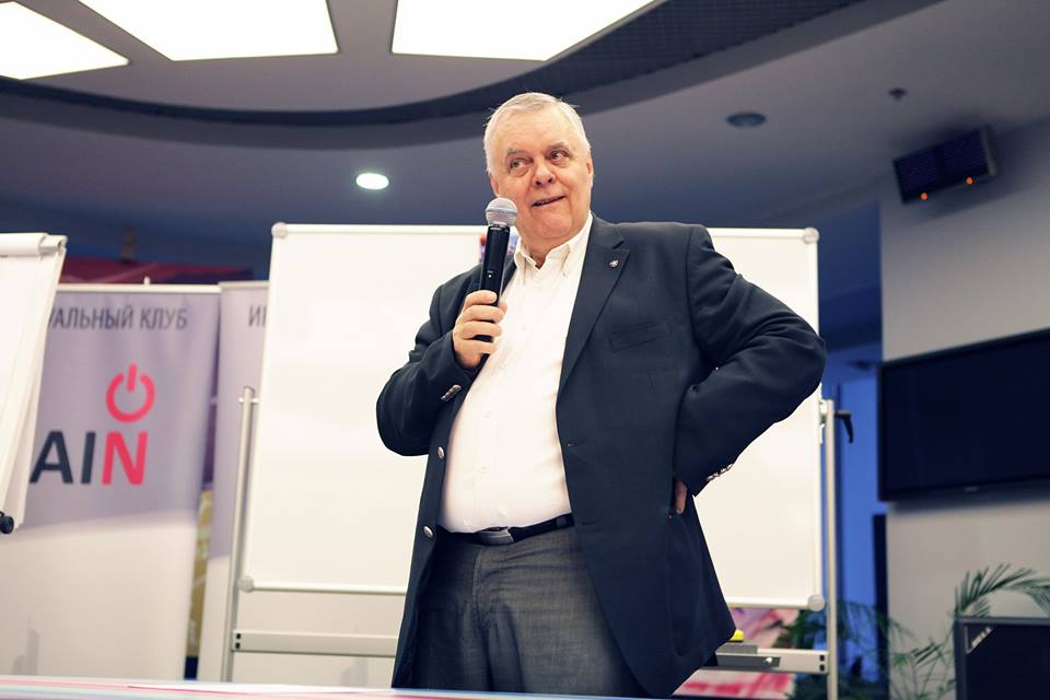 Picture of Frank Pucelik Speaking