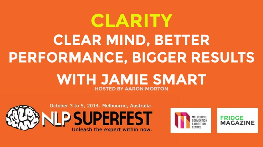 Picture of the word Clarity With Jamie Smart