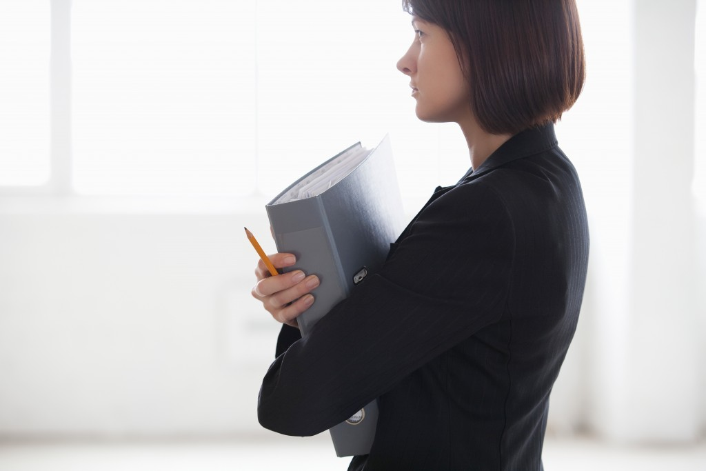 Picture of a Female Entrepreneur