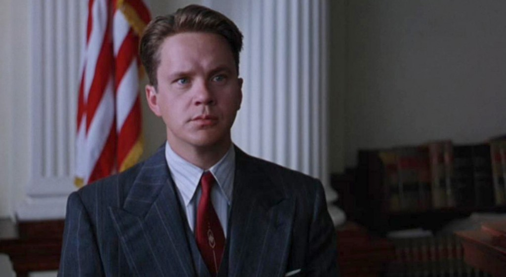 Picture of Andy Dufresne from The Shawshank Redemption