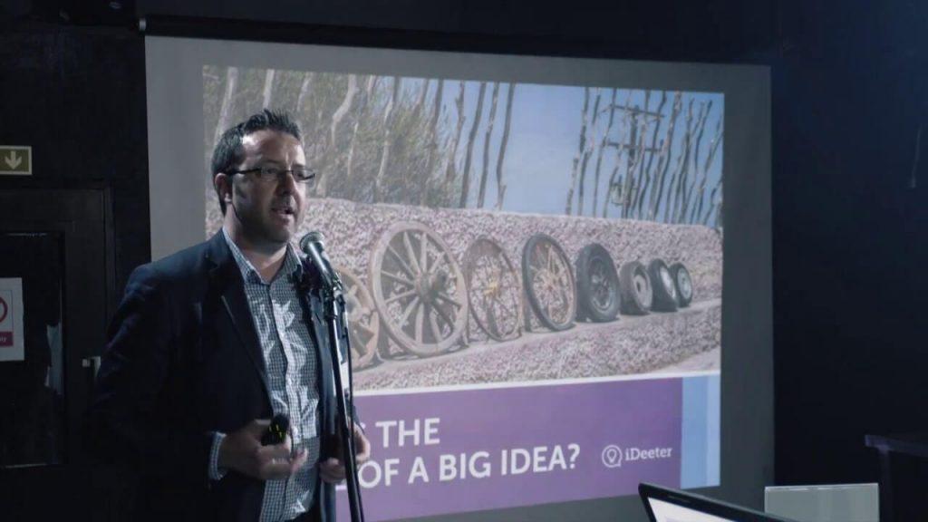 Image of Niall Jones, Founder of iDeeter