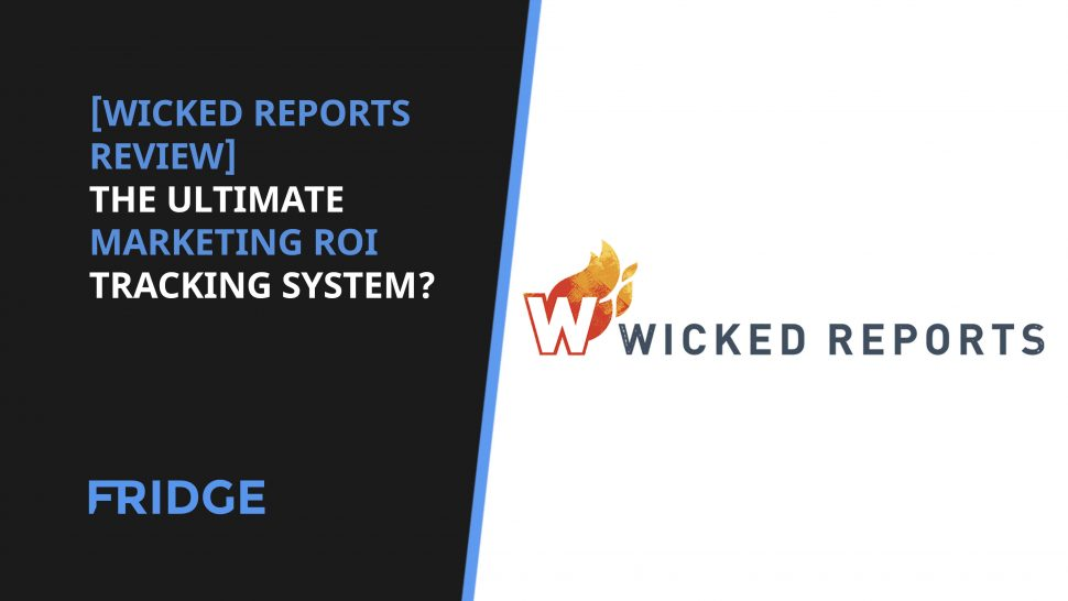 Image that says Wicked Reports Review